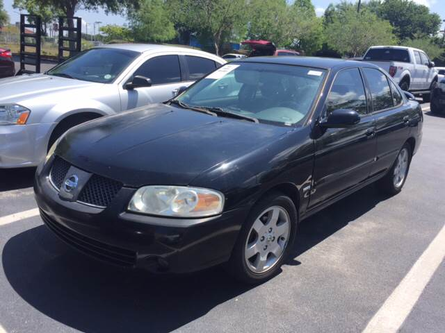 2005 Nissan Sentra For Sale At Good Guy Cars In Tampa FL
