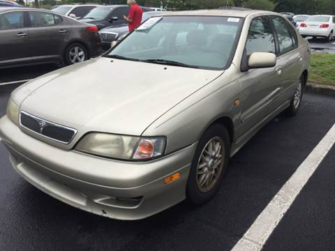 infiniti g20 for sale in tampa, fl - good guy cars