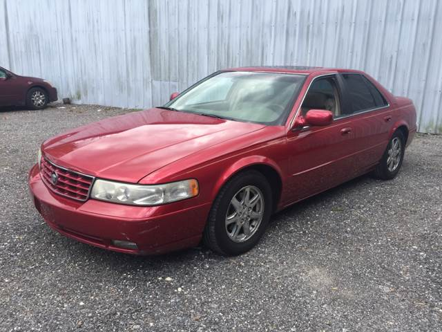 1998 Cadillac Seville STS In Tampa FL - Good Guy Cars