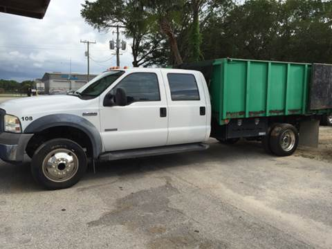 2005 Ford F-450 Super Duty for sale in Tampa, FL