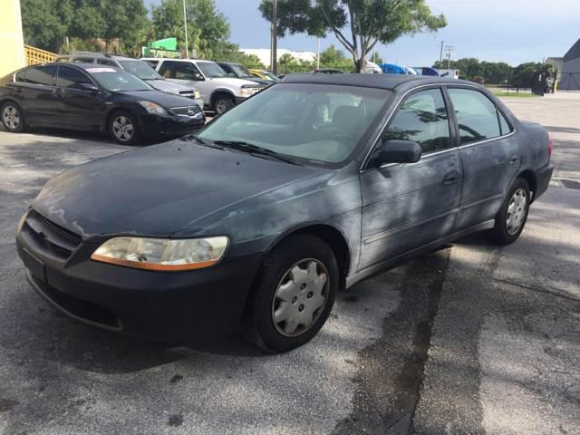 1998 Honda Accord Lx In Tampa Fl Good Guy Cars