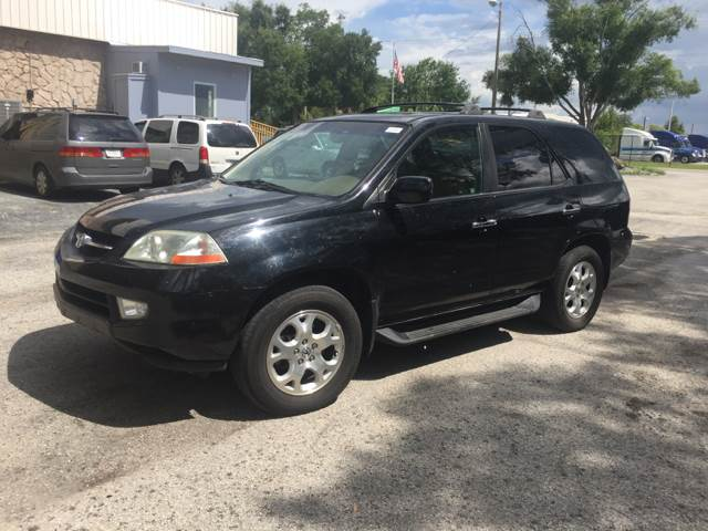 Acura MDX Touring In Tampa FL Good Guy Cars - Acura mdx 2001 for sale