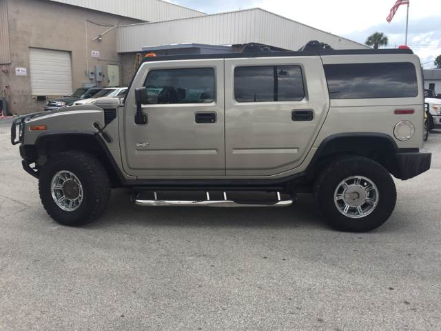 2004 Hummer H2 Lux Series In Tampa Fl Good Guy Cars