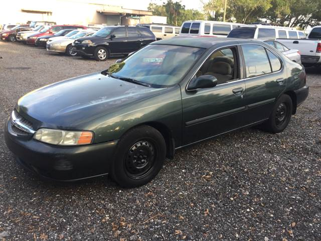 Superb 2000 Nissan Altima For Sale At Good Guy Cars In Tampa FL
