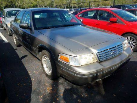 2001 Ford Crown Victoria for sale in Tampa, FL