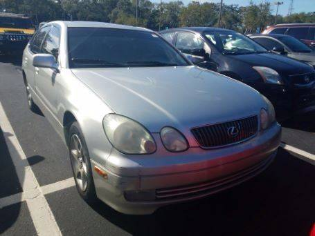 2002 Lexus GS 300 for sale in Tampa, FL