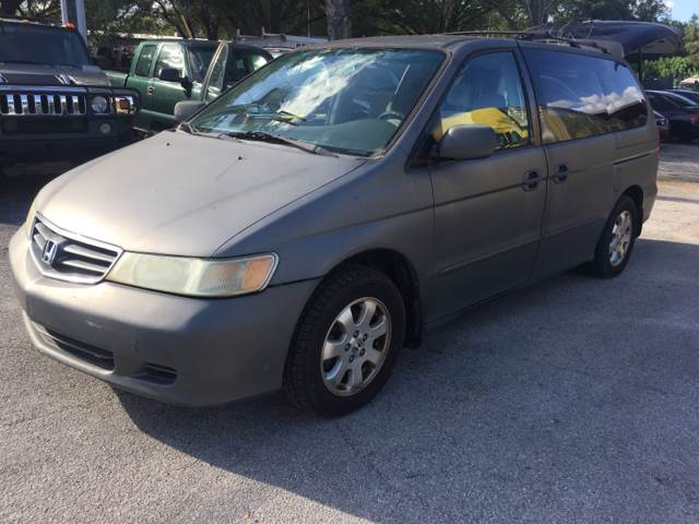 2002 Honda Odyssey For Sale At Good Guy Cars In Tampa FL