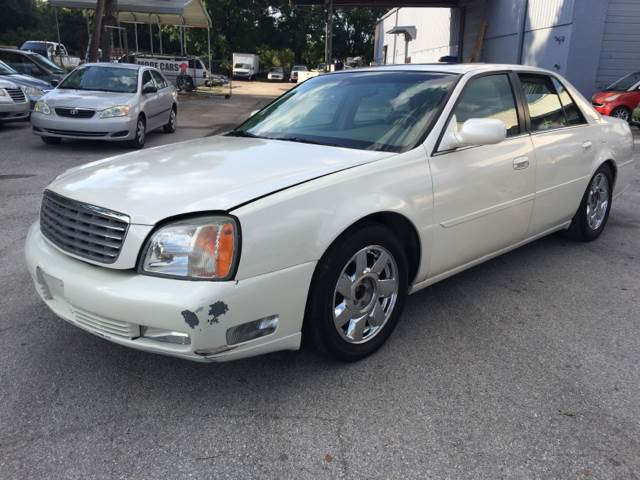 Used Cadillac DeVille For Sale Tampa, FL - CarGurus