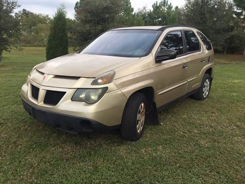 2005 Pontiac Aztek for sale in Tampa, FL