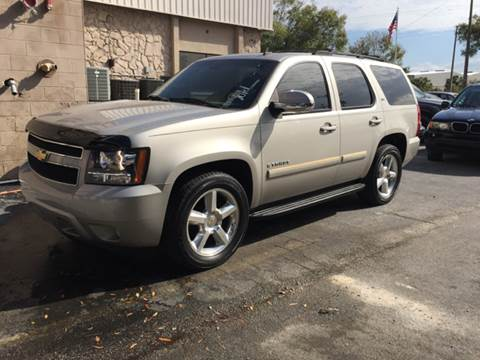 2007 Chevrolet Tahoe for sale in Tampa, FL