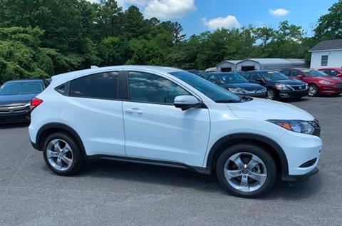 2017 Honda HR-V for sale in Marietta, GA