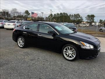 2010 Nissan Maxima for sale in Marietta, GA