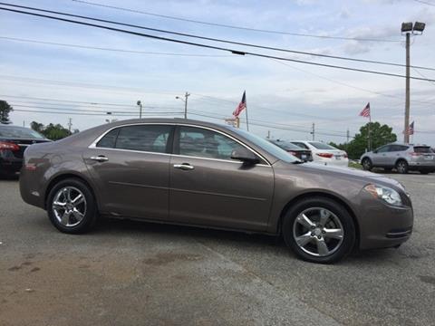 2012 Chevrolet Malibu for sale in Marietta, GA