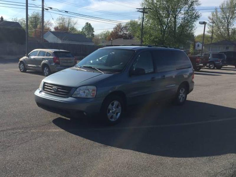 2005 Ford Freestar For Sale At BLVD Auto Sales In Tonawanda NY