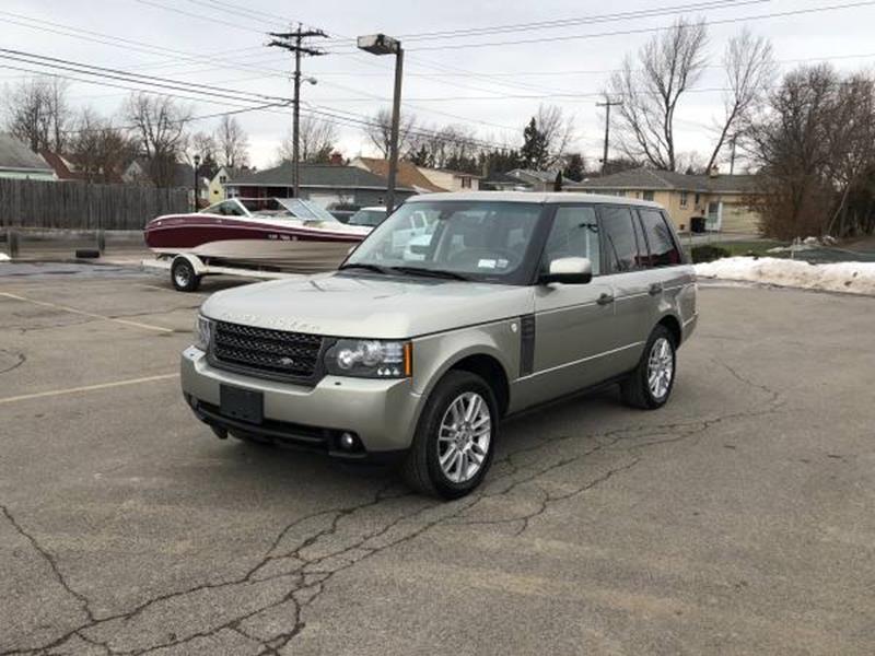 2011 Land Rover Range Rover HSE In Tonawanda NY - BLVD Auto Sales