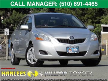 2011 Toyota Yaris for sale in Richmond, CA