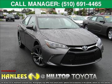 2017 Toyota Camry for sale in Richmond, CA