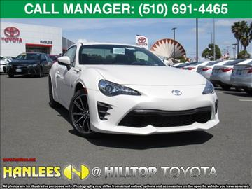 2017 Toyota 86 for sale in Richmond, CA