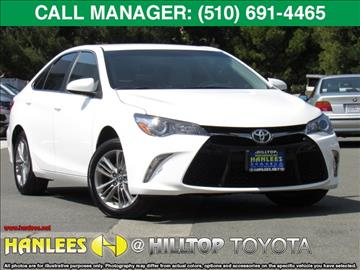 2015 Toyota Camry for sale in Richmond, CA