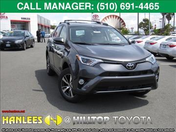 2017 Toyota RAV4 for sale in Richmond, CA