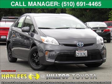 2015 Toyota Prius for sale in Richmond, CA