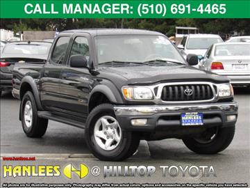 2004 Toyota Tacoma for sale in Richmond, CA