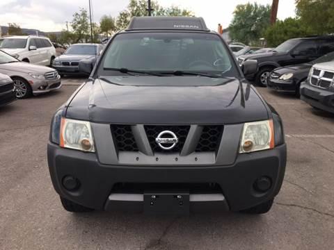2008 Nissan Xterra for sale in Las Vegas, NV