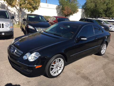 2009 Mercedes-Benz CLK for sale in Las Vegas, NV