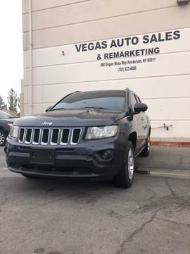 2015 Jeep Compass for sale in Henderson, NV