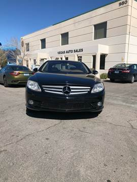 2008 Mercedes-Benz CL-Class for sale in Henderson, NV