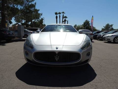 2008 Maserati GranTurismo for sale in Las Vegas, NV
