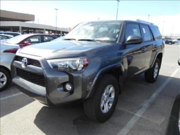 2016 Toyota 4Runner for sale in Phoenix, AZ