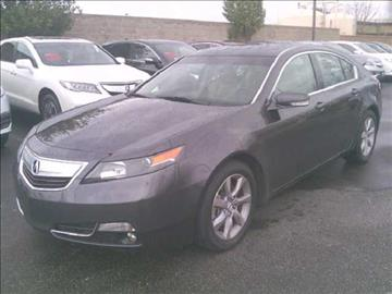 2014 Acura TL for sale in Los Angeles, CA