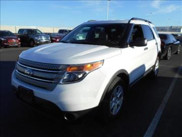 2014 Ford Explorer for sale in Phoenix, AZ