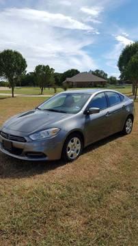 2013 Dodge Dart for sale in Seagoville TX