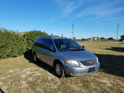 2004 Chrysler Town and Country for sale in Seagoville, TX