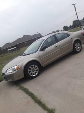 2004 Chrysler Sebring for sale in Seagoville TX