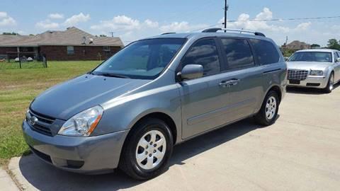 2009 Kia Sedona for sale in Seagoville, TX
