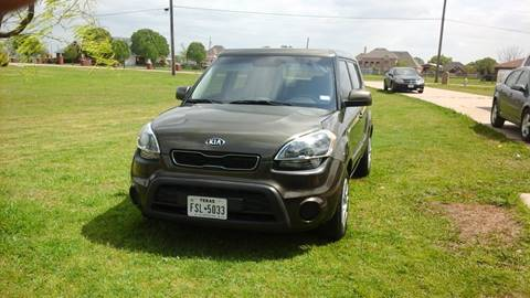 2013 Kia Soul for sale in Seagoville, TX