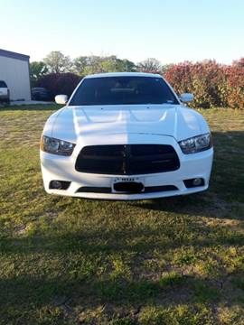 2012 Dodge Charger for sale in Seagoville TX