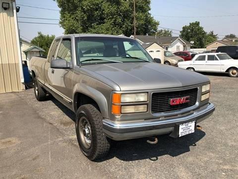 1998 GMC Sierra 2500 for sale in Union Gap, WA