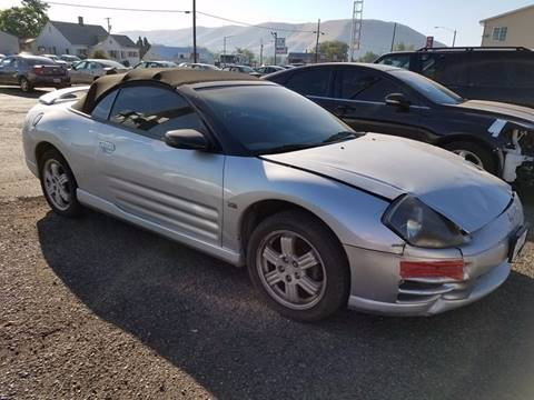 2001 Mitsubishi Eclipse Spyder for sale in Union Gap, WA