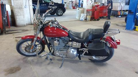 2004 Harley-Davidson Dyna Superglide for sale in Pocahontas, IA
