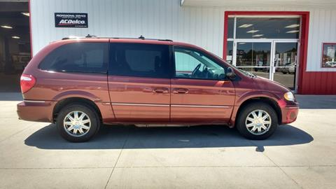 2007 Chrysler Town and Country for sale in Pocahontas, IA