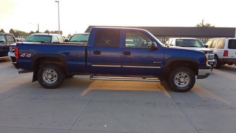 2004 Chevrolet Silverado 2500 for sale in Pocahontas, IA