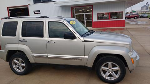 2008 Jeep Liberty for sale in Pocahontas, IA