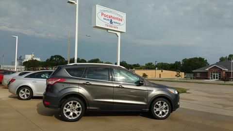 2015 Ford Escape for sale in Pocahontas, IA