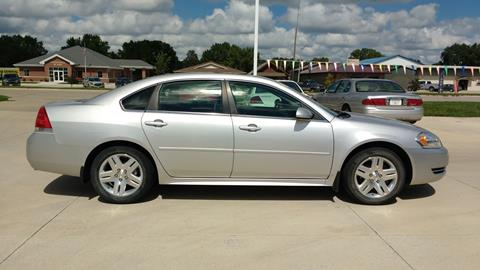 2014 Chevrolet Impala Limited for sale in Pocahontas, IA