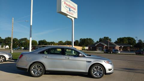 2011 Ford Taurus for sale in Pocahontas, IA
