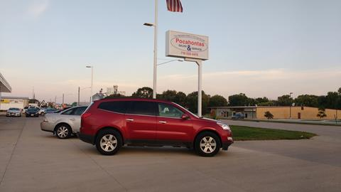 2012 Chevrolet Traverse for sale in Pocahontas, IA